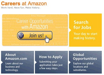 How To Get Hired By Amazon