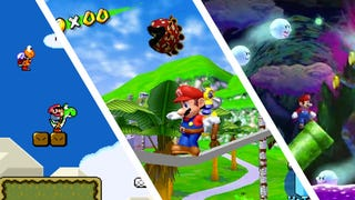 Let's Rank <i>Super Mario</i> Platformers, From Worst to Best
