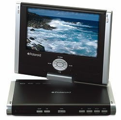 Polaroid Portable DVD Player, No Shaking Required