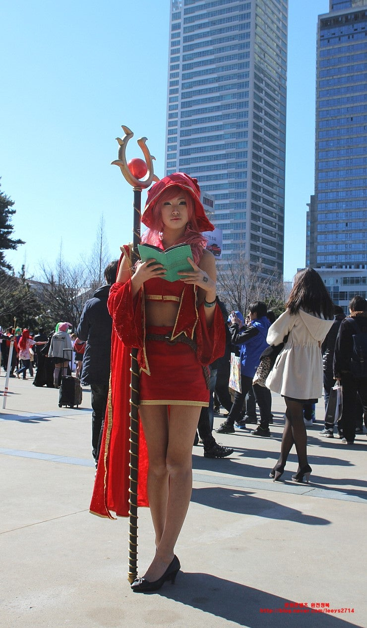Cosplay Isn't Just About Costumes. It's about Shoes.