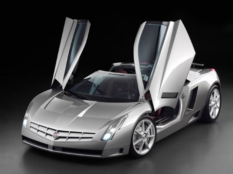 Cadillac Debuting Provoq Alternative Energy Concept Tomorrow At CES