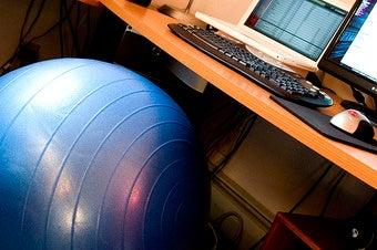 Jumping Jacks Increase Productivity at the Office