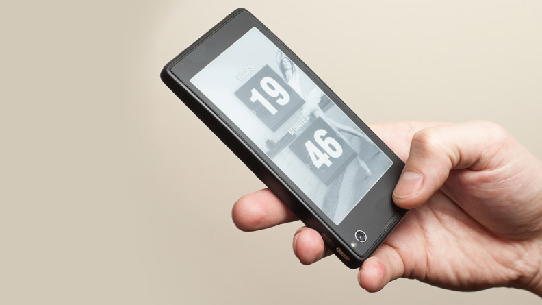 This Dual LCD and E-Ink Phone Will Be Available in 2013