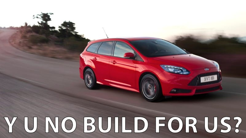Ford Focus ST: Can small cars be sexy?