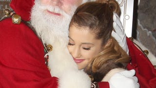Ariana Grande's New Song Is About Being Seduced by Santa and Fucking Him