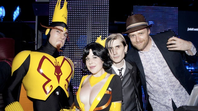 We ask the creators of The Venture Bros. if they'd rather be locked in a room full of cobras or wasps