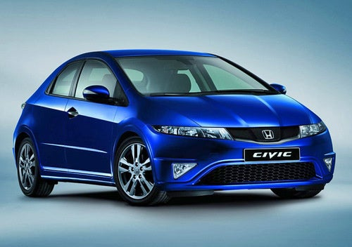 UK Honda Civic Si Five-Door: Look Sportier Without The Actual Sportiness
