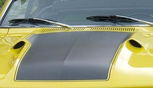 Hood Scoop Of The Week: 1971-72 Ford Maverick Grabber