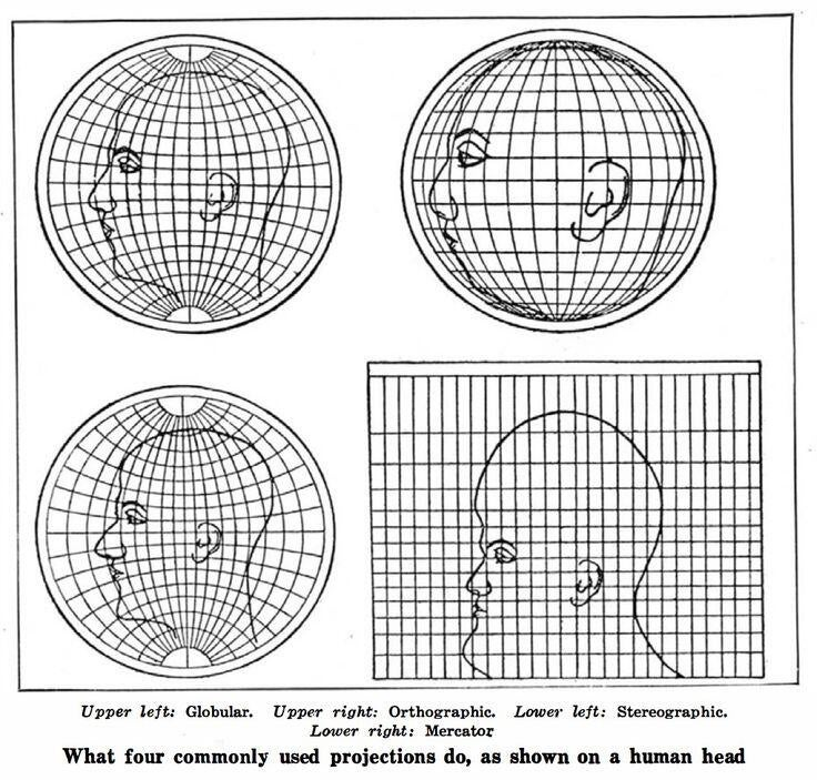 This is how map projections warp your understanding of geography