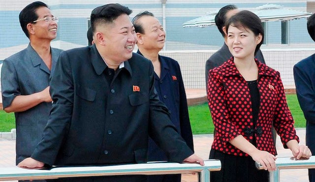 Kim Jong-un Has a Hot Wife