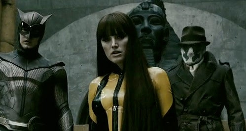 Watchmen Is A Rorschach Test For Critics