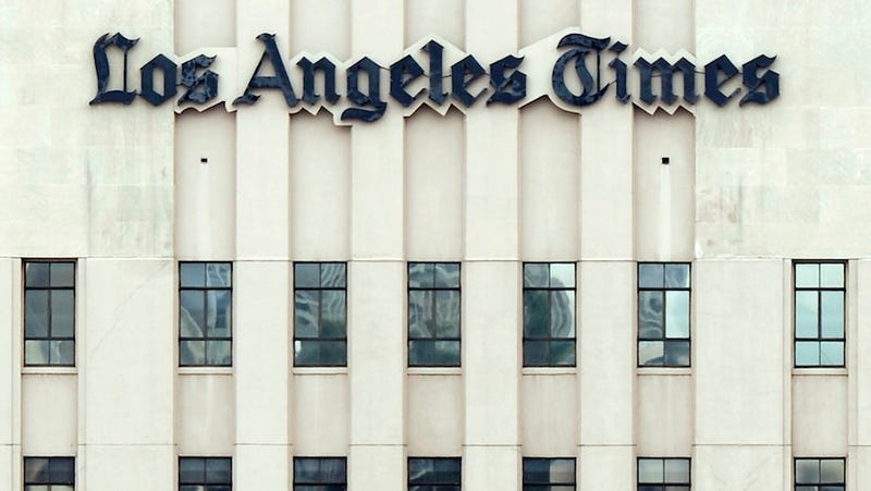 LA Times Admits Error in Three Stories, Fires Reporter