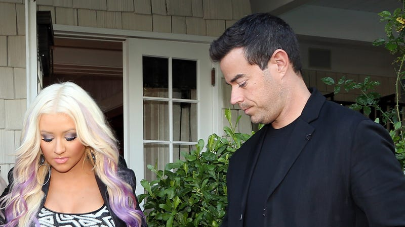 Vanity Fair Gives Up, Asks Carson Daly Whether Christina Aguilera Is a Squirter