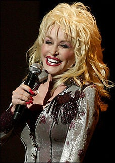 Did Jesus Lift Up Dolly Parton's Tits So She Could Tour Once More?