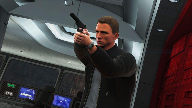 New James Bond Game Is Like A New James Bond Movie
