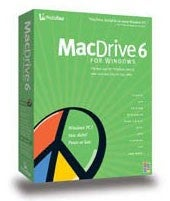 Read Mac disks in Windows with MacDrive