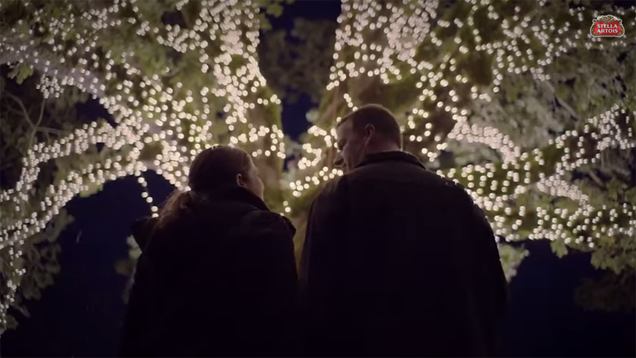 These Beer-Soaked Holiday Commercials Will Make You Cry Like a Baby