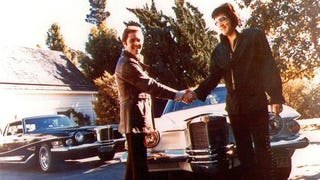 Elvis Presley's Gold-Plated Stutz Fired Up Like A King!