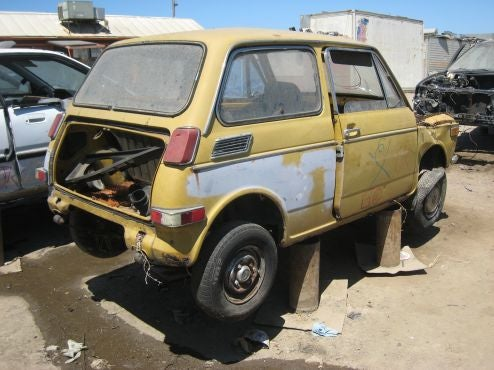 A Little TLC Will Get This Honda 600 Back On The Road. Well, No.
