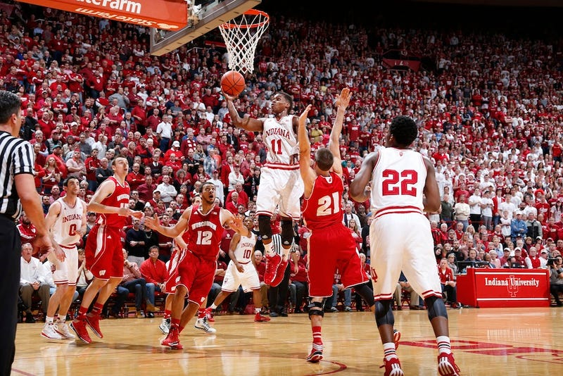 Indiana's Yogi Ferrell Can Levitate