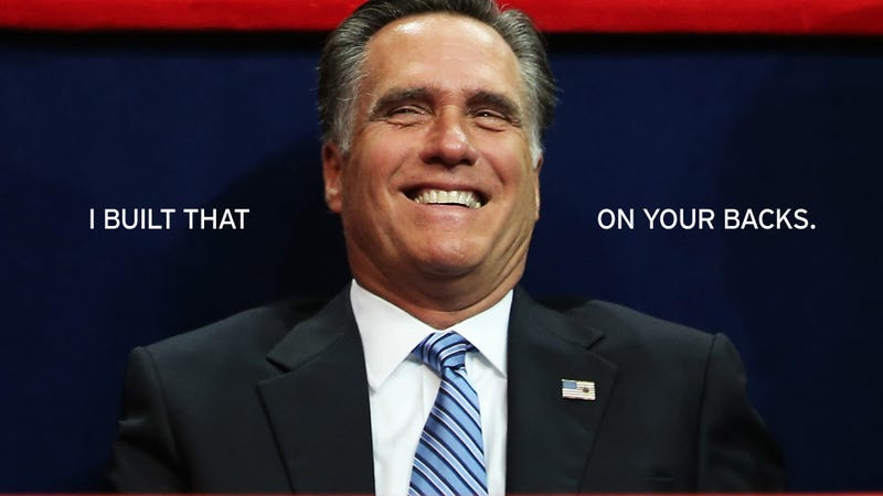 Mitt Romney Looted a Dying Company For Executive Bonuses While It Owed the Government Millions
