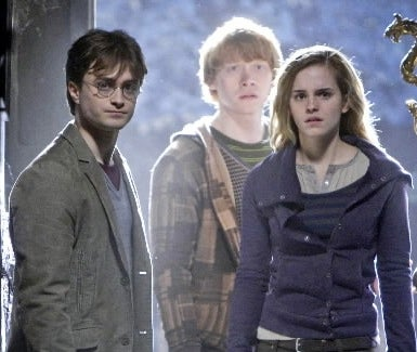 Despite Egregious Nudity, Harry Potter Charms Big Time