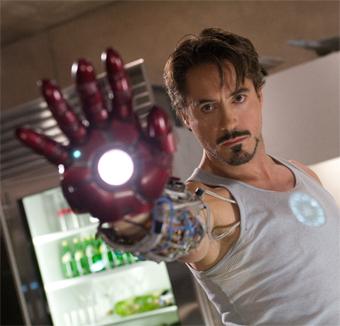 Sega Begins Messing Up Iron Man 2