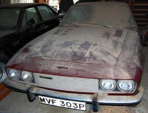 British Barn Finds