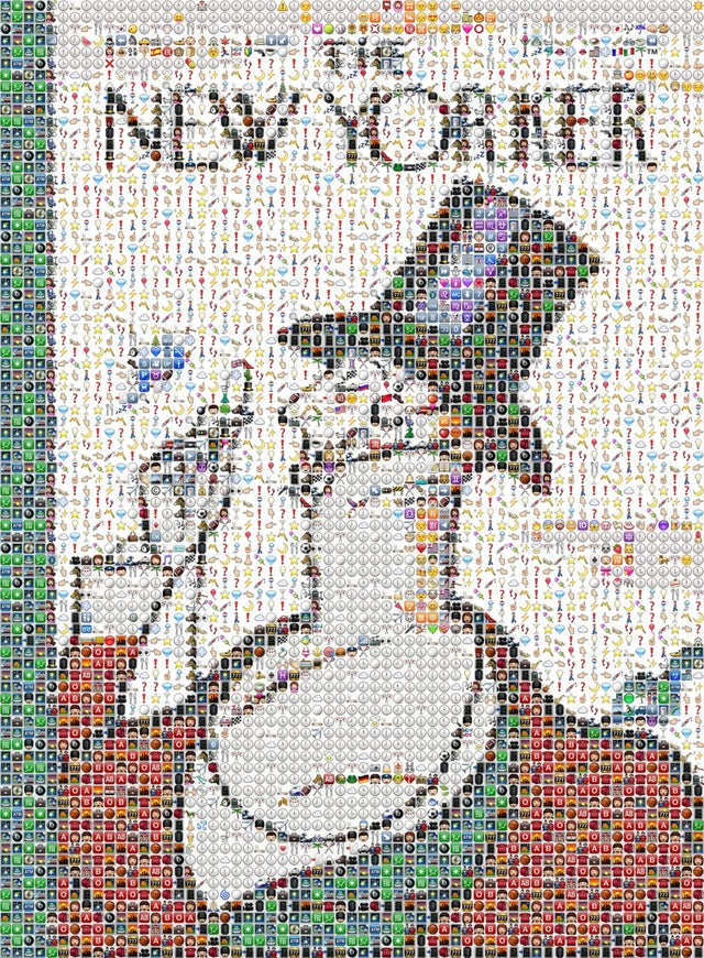 This All-Emoji New Yorker Cover Is the Best New Yorker Cover That Never Ran