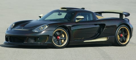 Gemballa Mirage GT, Now with Glitter