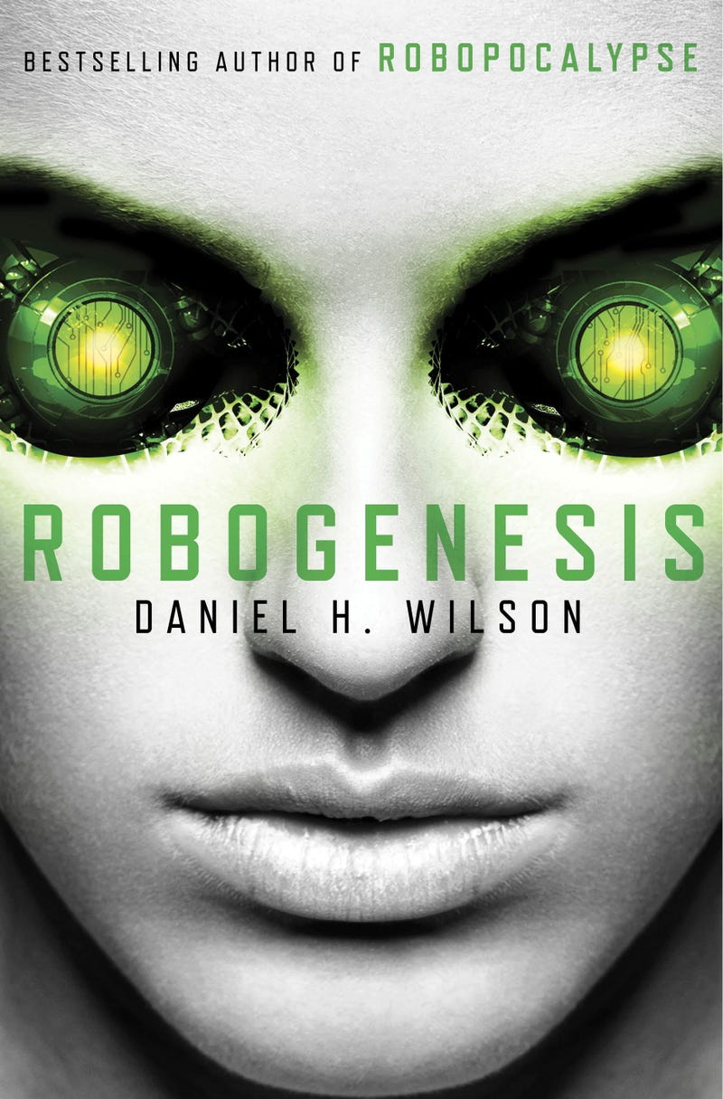 Read a White-Knuckle Excerpt from Robogenesis, Sequel to Robopocalypse