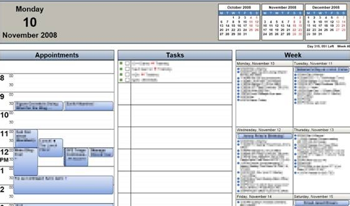 Calendar Printing Assistant Prints Your Outlook 2007 Calendars with Style