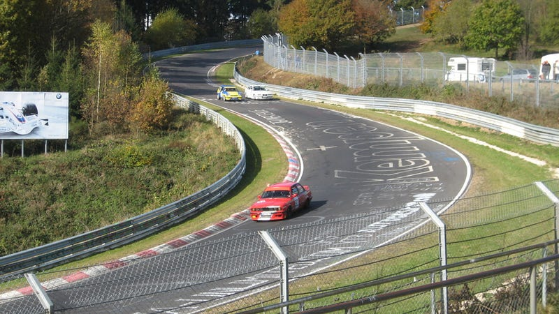 Which Automaker Should Step In And Save The Nurburgring?