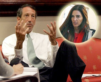 Mark Sanford's Romantic Trip to Florida Cost Taxpayers $1200