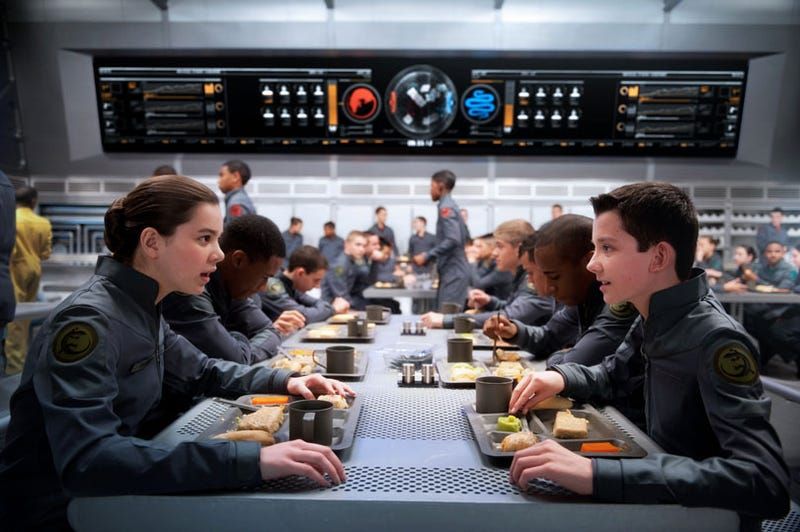New still from Ender's Game reveals what fuels that baby genius army