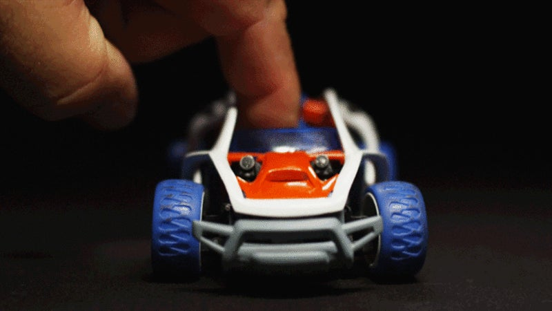This Modular Toy Car Has Steering and Suspension Like the Real Thing