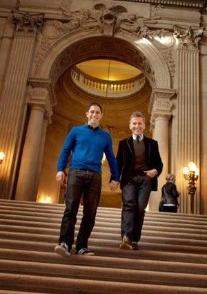 Simon Doonan & Jonathan Adler: Newlyweds!