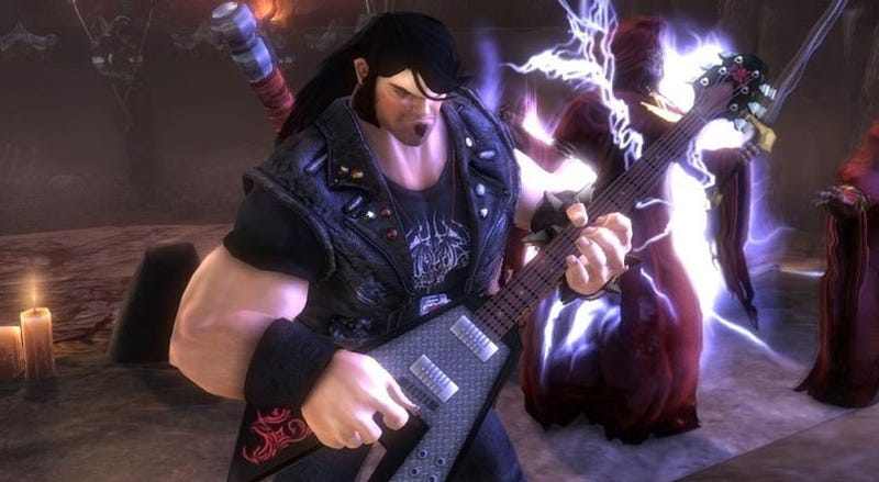 Without Guitar Hero, We Might Never Have Had Brütal Legend