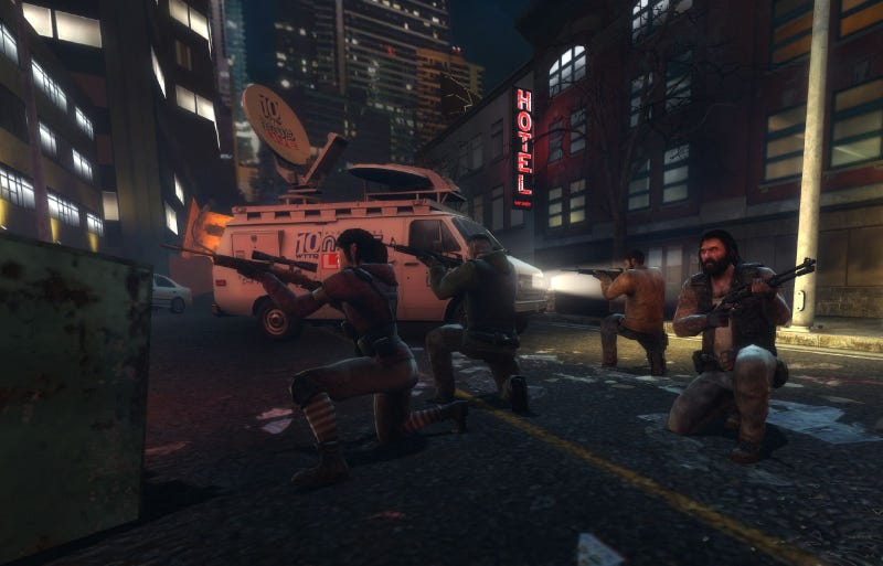 Left 4 Dead Hands-On Impressions
