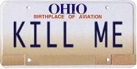 Ohio Child Molesters May Get Custom Plates