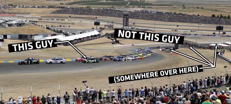 DogeCoin Sadly Does Not Win NASCAR Race