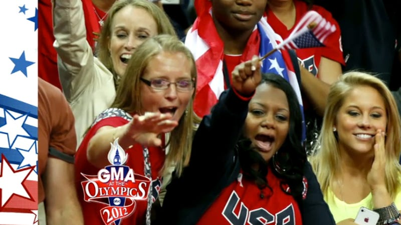 Meet the Two Moms Behind Gabby Douglas
