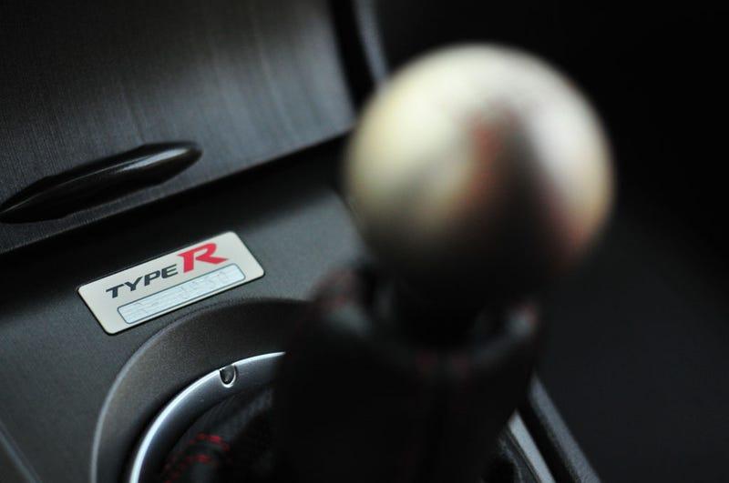 Type-R Vs. CR-Z: Photos