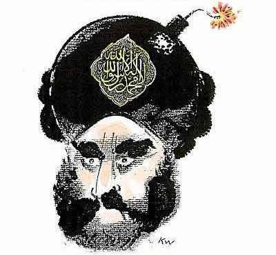 Link Between Homicidal Cartoon Rage and Psycho Terrorist Status Grows Stronger