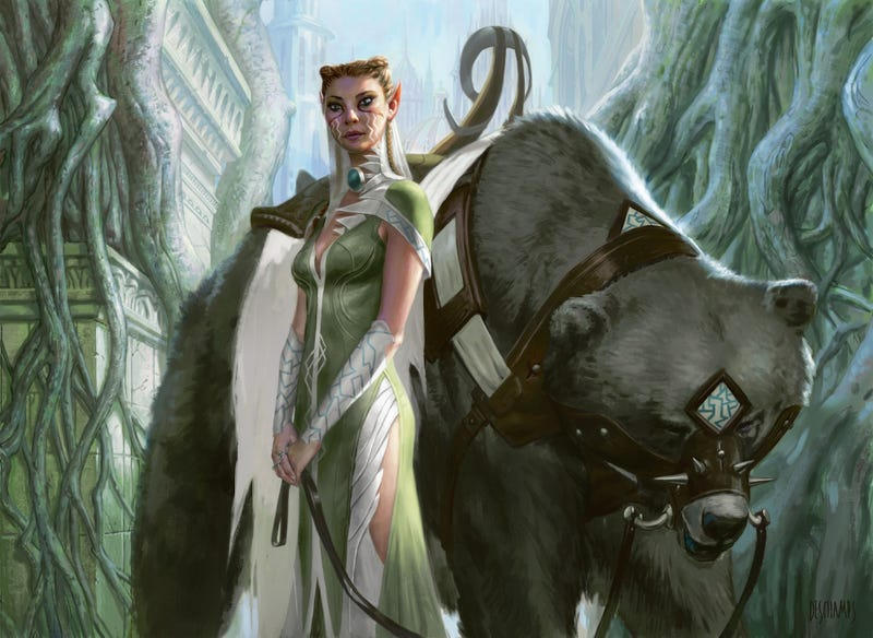 Stunning Magic: the Gathering art breathes new life into classic fantasy tropes