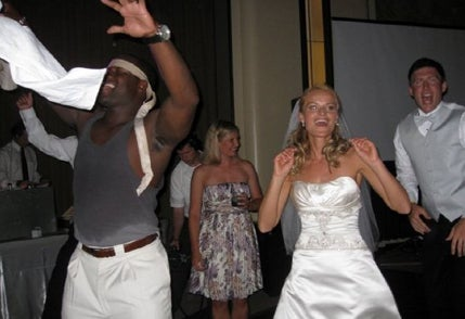Afternoon Blogdome: David Garrard Is Invited To My Wedding