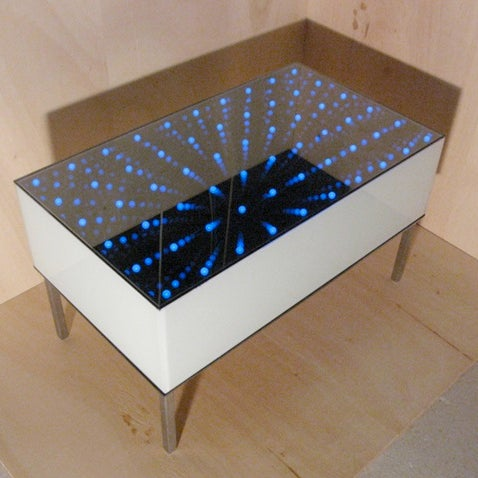 Illuminating Table Opens Portal to New Dimension, Doesn't Require LSD