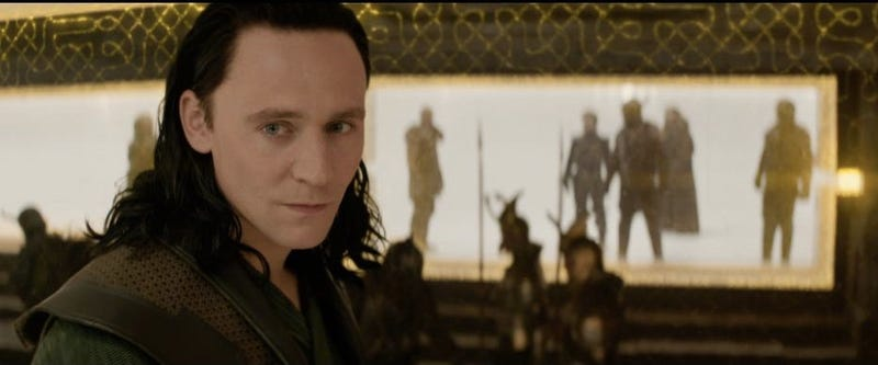Tom Hiddleston takes us inside the complicated mind of Loki