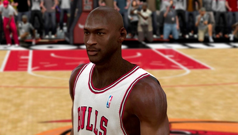 Michael Jordan is NBA 2K11's Cover Star