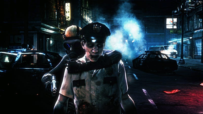 Resident Evil: Operation Raccoon City Is A Firefight In Dangerous Darkness